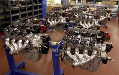 Callaway C13 - Holden Special Vehicles 5.7L/300kW Engine