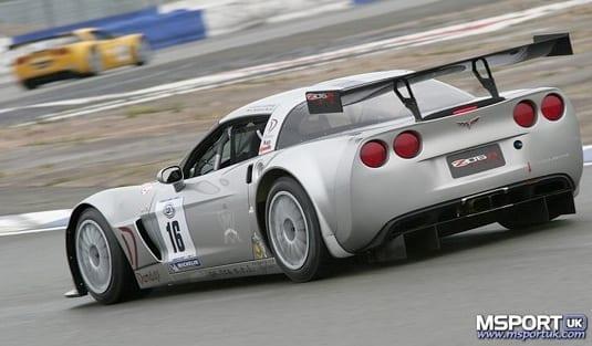 Callaway C15 - Callaway Corvette C6 Z06.R Racing