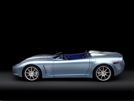 Callaway C16 - Corvette C6-based Speedster
