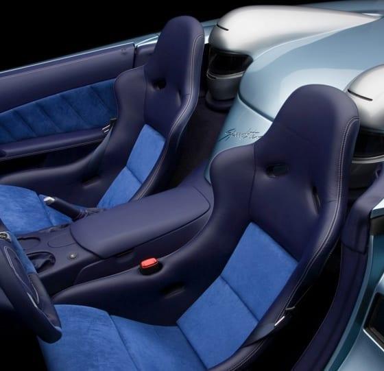 Callaway C16 - Corvette C6-based C16 Speedster