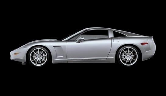 Callaway C16 - Corvette C6-based Supercar