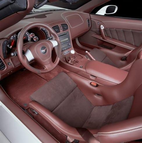 Callaway C16 - Corvette C6-based Supercar Interior