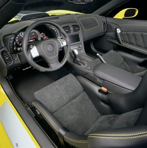 Callaway C16 - Corvette C6-based Supercar Interior