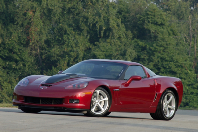 Callaway C17 - Callaway Corvette C6