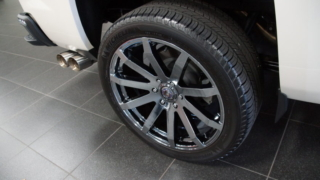 Callaway Sierra Optional Ten Spoke Wheels