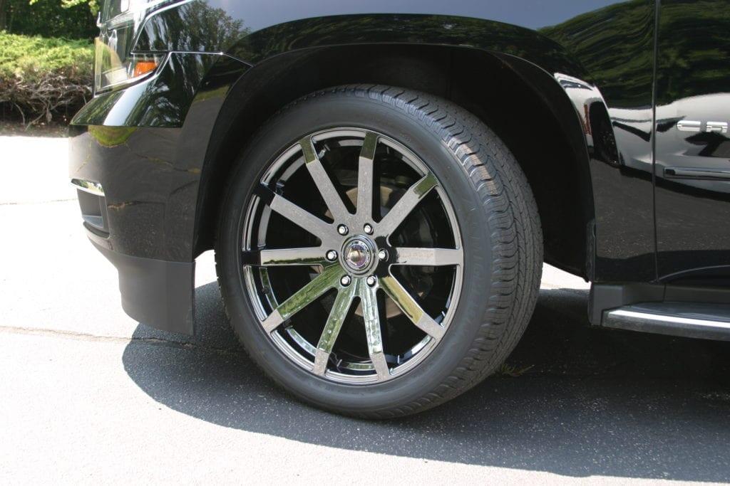 Callaway Tahoe TenSpoke Wheel