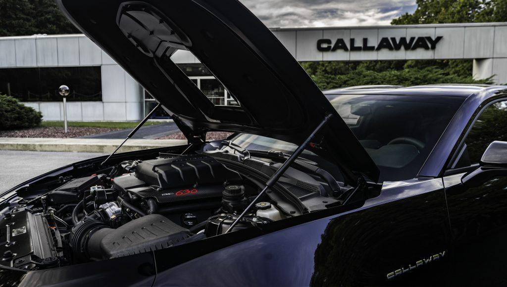 Callaway Camaro LT1 SC630