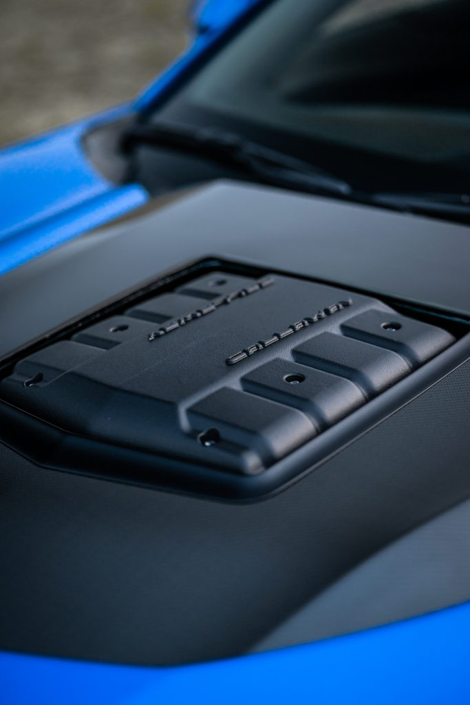Callaway Camaro ZL1 SC750