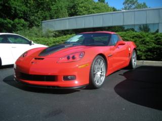 Callaway Corvette SC606