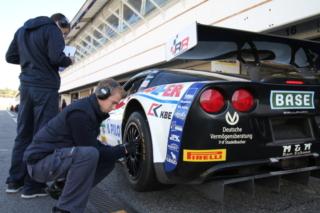 ROLLER/Callaway Corvette C7 GT3-R - #66