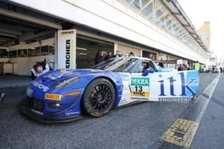 ITK Eng'g/Callaway Corvette C7 GT3-R - #13