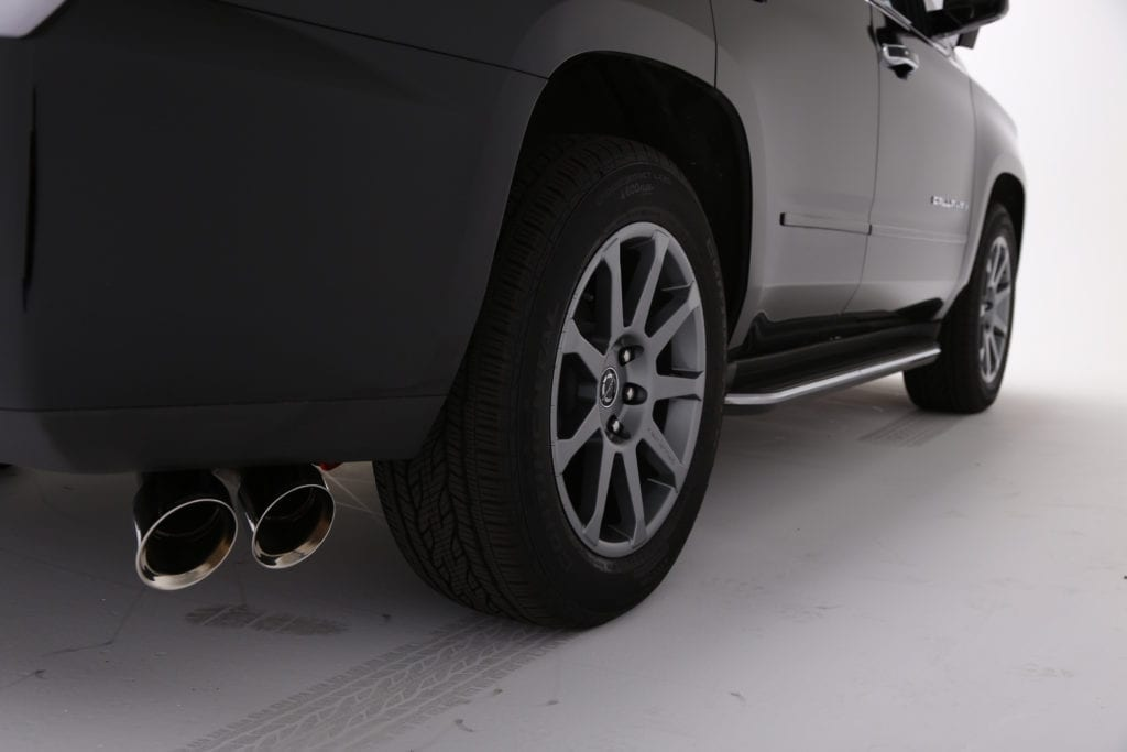 Callaway Yukon SC480 / SC560 Exhaust Tips / Wheels