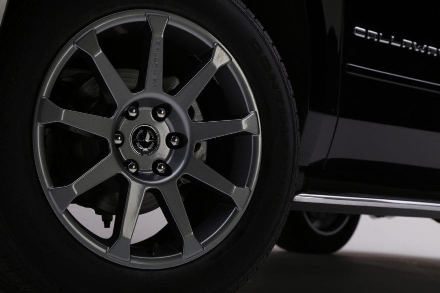 Callaway Yukon XL Wheels