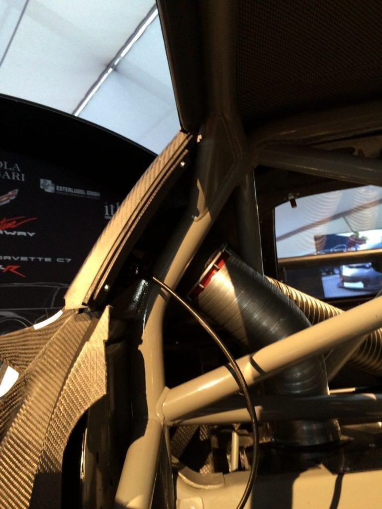 Callaway Corvette C7 GT3-R Unveiling