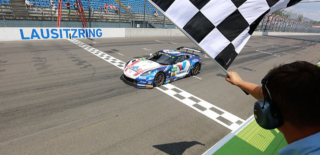 Callaway Corvette wins at Lausitzring