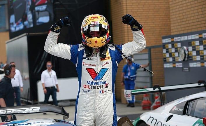 Jules Gounon at Lausitzring