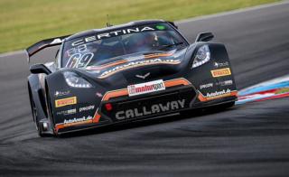 AutoArenA.de/Callaway Corvette at ADAC GT Masters - Lausitzring 2016