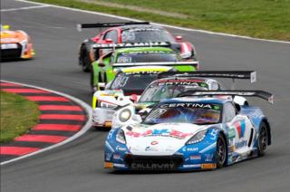 ROLLER/Callaway Corvette C7 GT3-R, ADAC GT Masters - Oschersleben