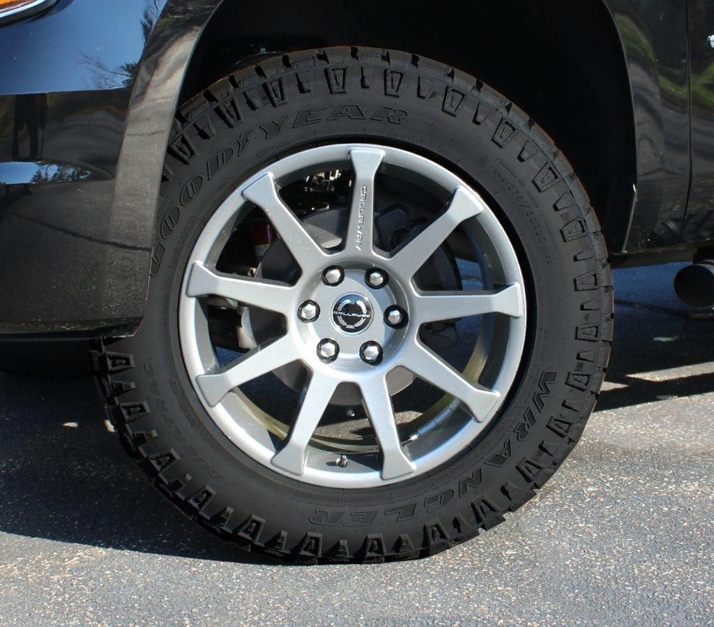 Callaway Yukon - Rough Terrain Wheel