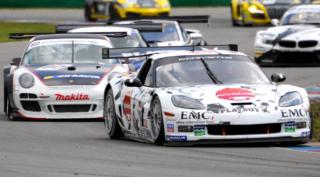 Callaway Corvette Z06.R-GT3 Racing, Photo: W. Thurn