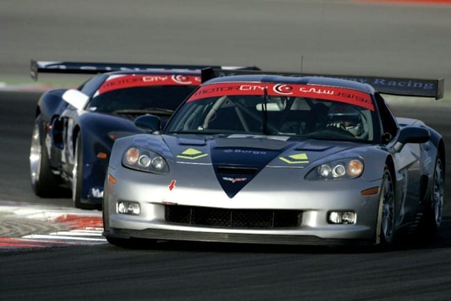 Callaway C15 - Callaway Corvette C6 Racing