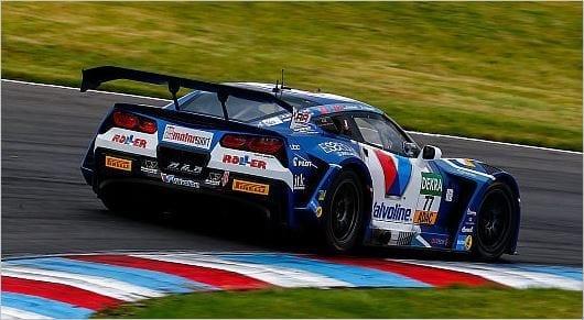 Roller-Callaway Corvette C7 GT3-R