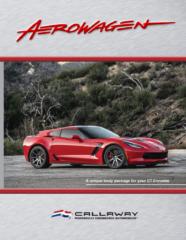 Callaway AeroWagen™ Brochure - Page 1