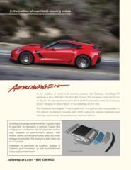 Callaway AeroWagen™ Brochure - Page 2