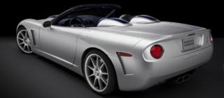 Callaway C16 - CAD Design