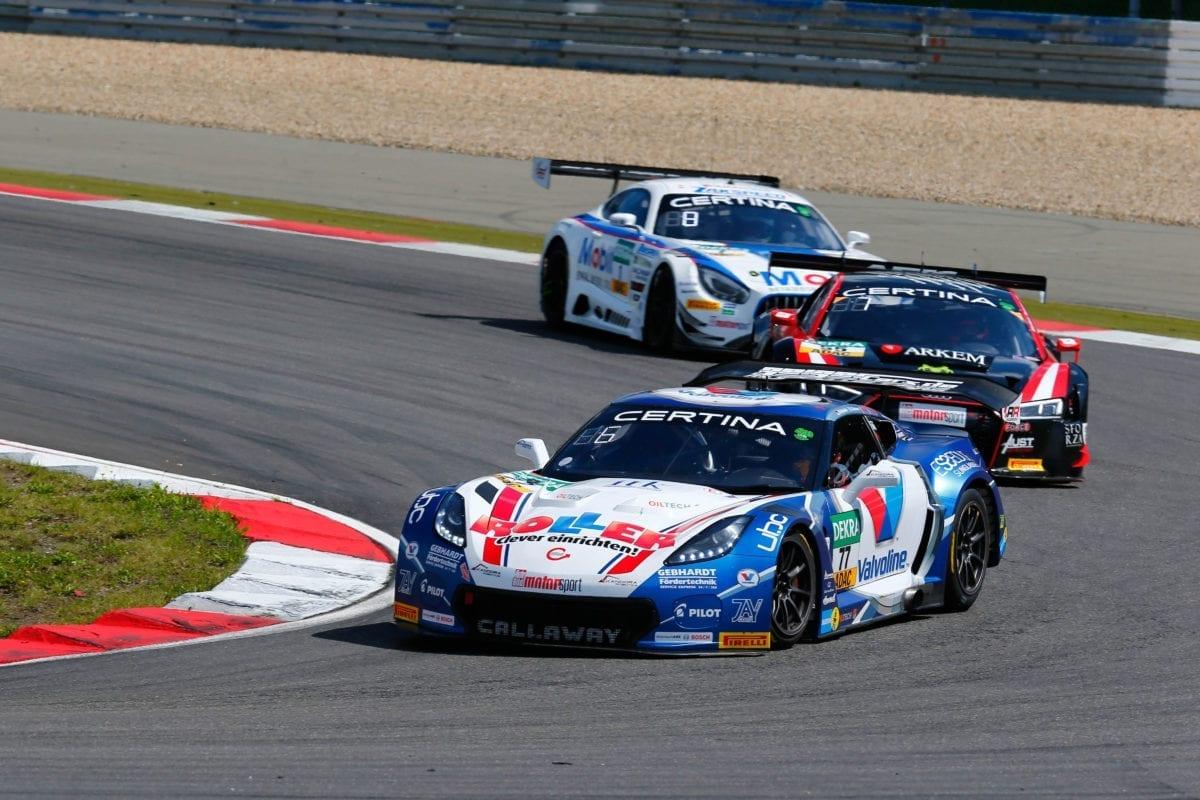ROLLER/Callaway Corvette C7 GT3-R, ADAC GT Masters- Nürburgring 2016