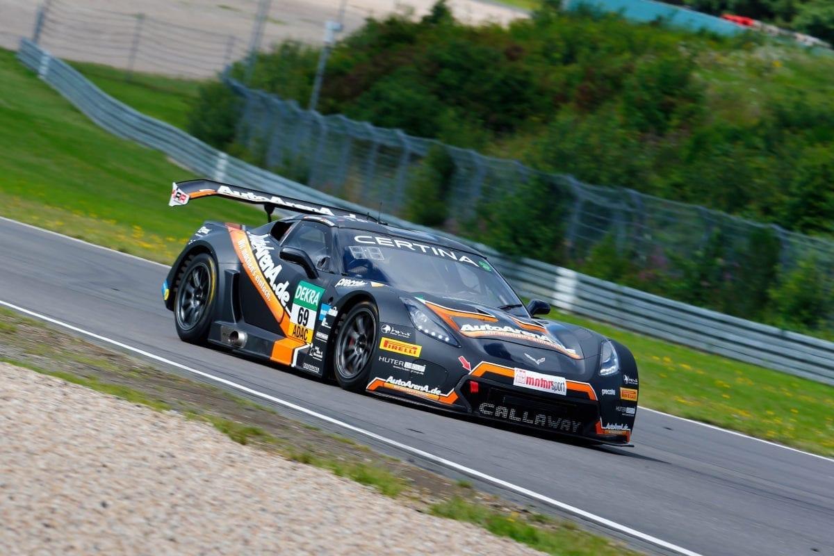 AutoArenA.de/Callaway Corvette C7 GT3-R, ADAC GT Masters - Nürburgring 2016