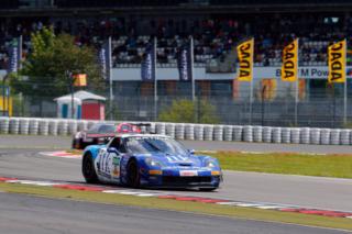 ITK Eng'g/Callaway Corvette C7 GT3-R, ADAC GT Masters - Nürburgring 2016