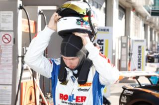 Daniel Keilwitz at ADAC GT Masters Nürburgring 2016