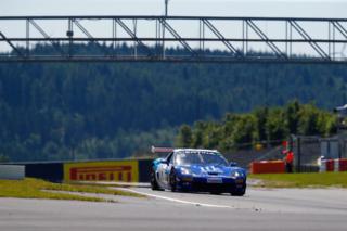 ITK Eng'g/Callaway Corvette C6 Z06.R, ADAC GT Masters - Nürburgring 2016