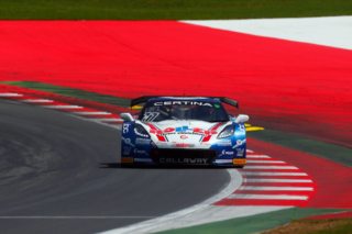 Roller/Valvoline Callaway C7 GT3-R at Red Bull Ring - 2016