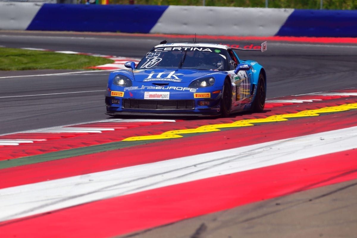 ITK Eng'g/Callaway Corvette C6 Z06.R at Red Bull Ring - 2016