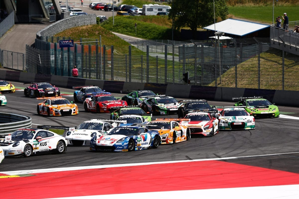 ADAC GT Masters, Red Bull Ring - 2016