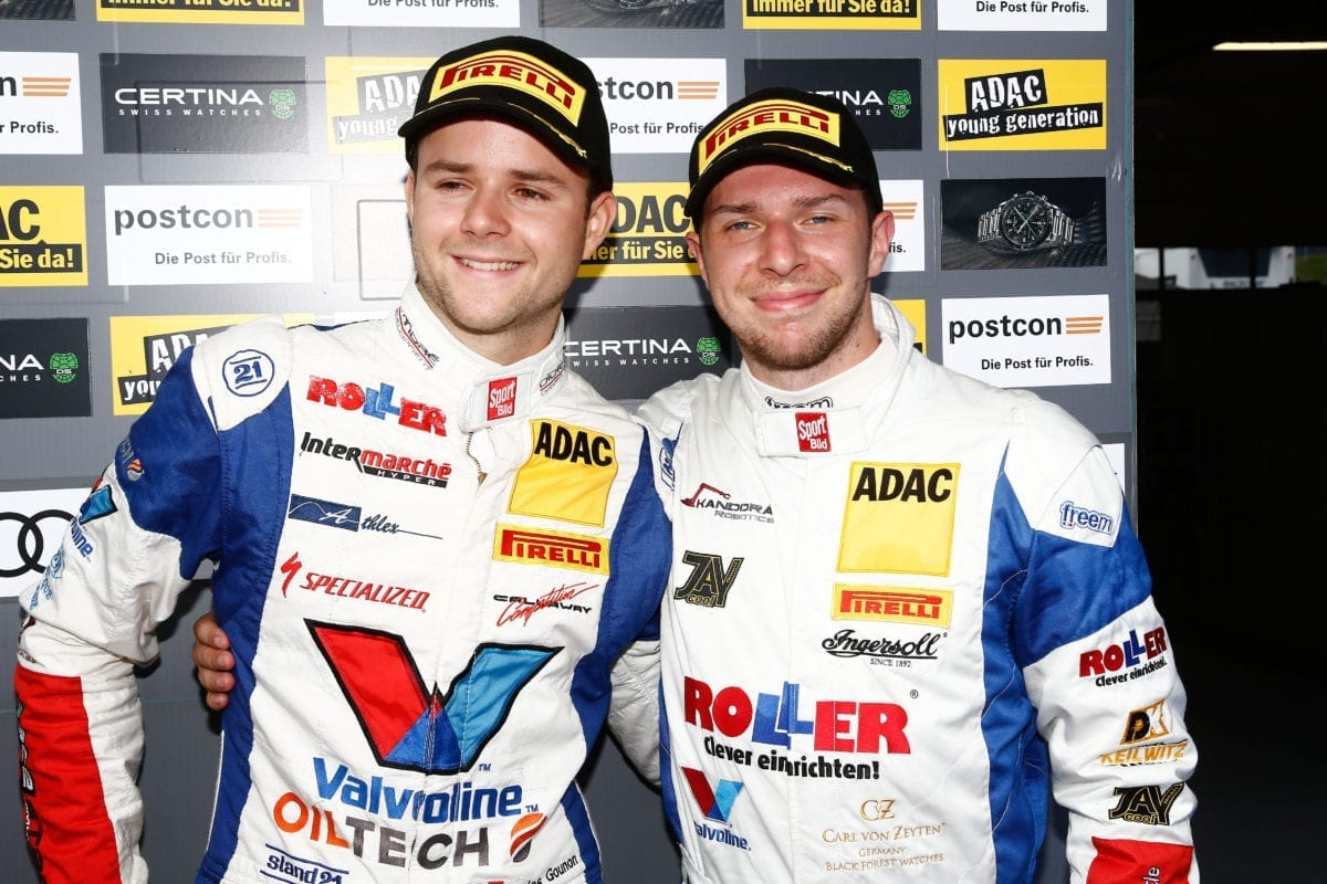 Gounon and Keilwitz at ADAC GT Masters, Red Bull Ring - 2016