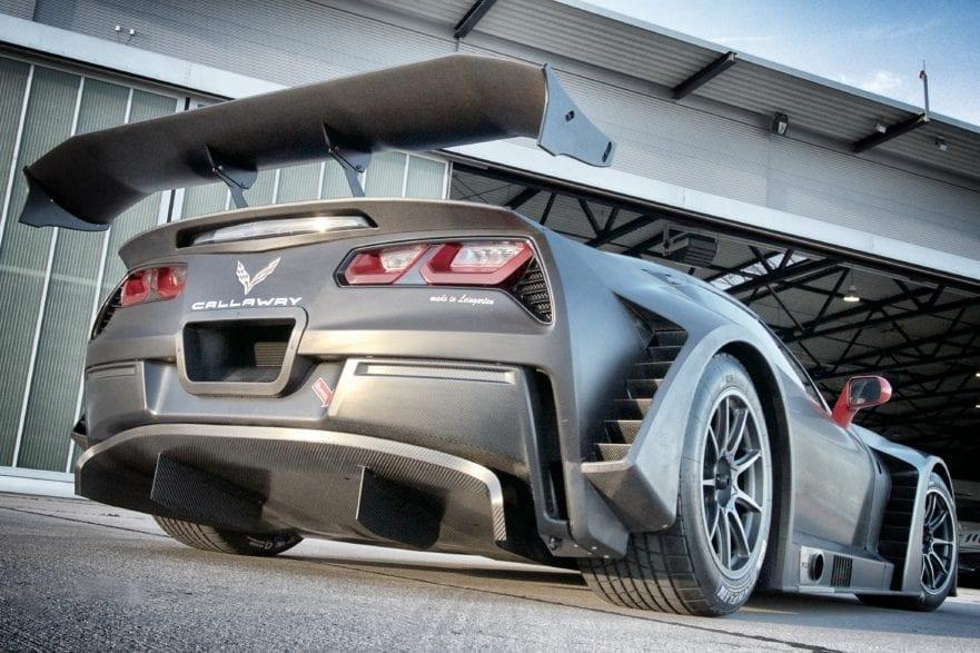 Callaway Corvette C7 GT3-R Debut Photo Shoot
