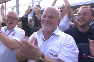 Callaway Competition Team Principal, Ernst Wöhr