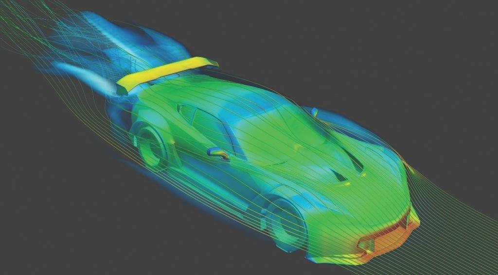 Callaway Corvette C7 GT3-R Streamlines