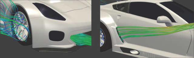 Callaway Corvette C7 GT3-R Brake Aero
