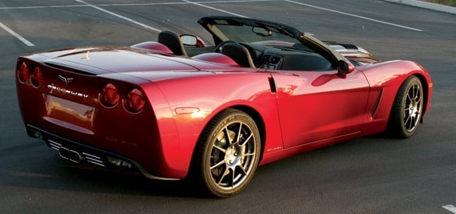 Callaway Corvette RCSE