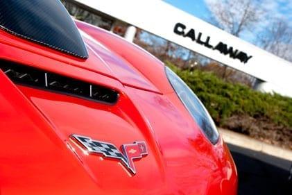 Callaway Corvette Photo Shoot