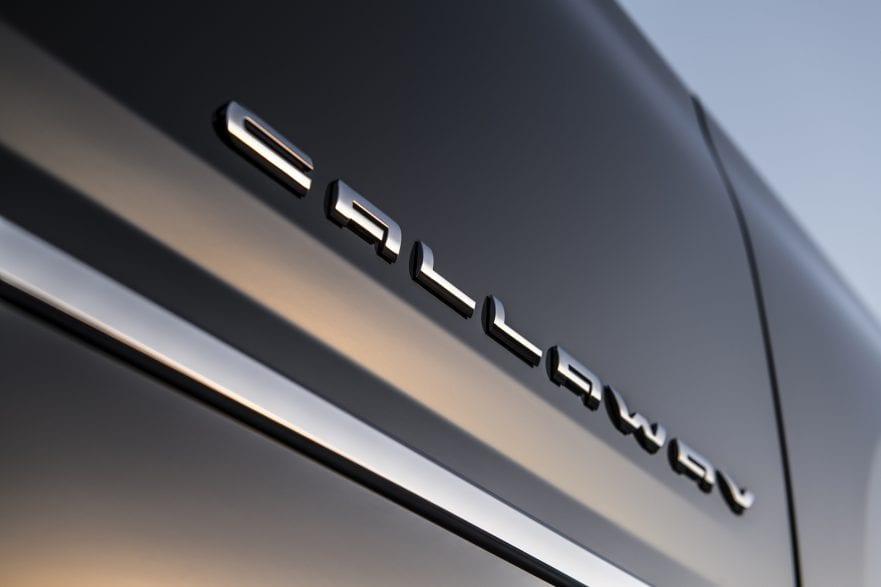 Callaway Yukon SC480 / SC560 Emblem