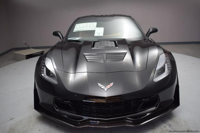 Callaway Corvette SC757 #1293 - front view