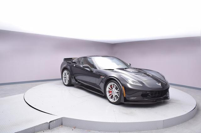 Callaway Corvette SC757 #1293 - front 3/4