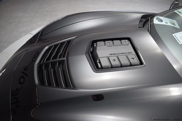 Callaway Corvette SC757 #1293 - hood