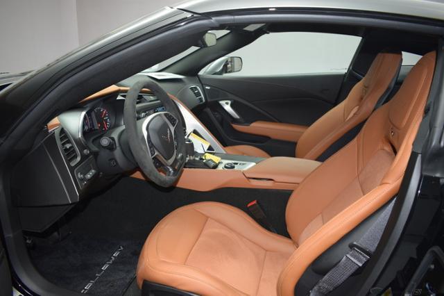 Callaway Corvette SC757 #1293 - interior