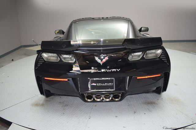 Callaway Corvette SC757 #1293 - rear view
